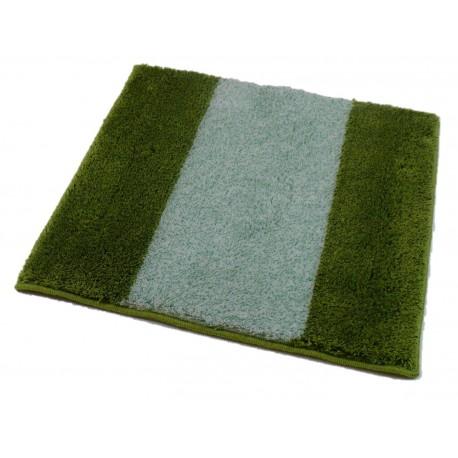 Koupelnová předložka ATHENA Zelená