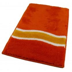 Koupelnová předložka LAVELLO Oranžová
