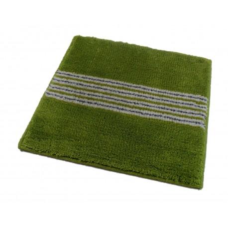 Koupelnová předložka IRSINA Zelená