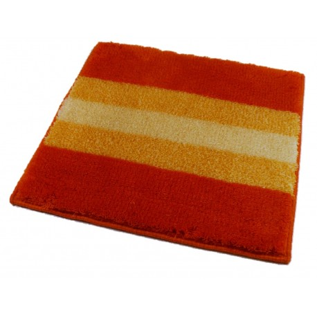Koupelnová předložka BARLLETA Oranžová