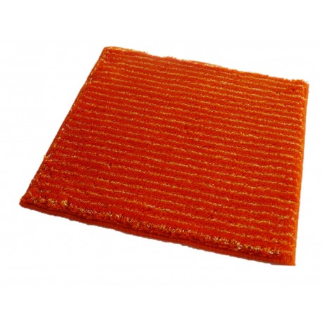 Badematte Badteppich Badvorleger PESCINA Orange